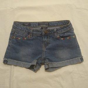 Girl's VIGOSS, The Jagger Short, Size 12